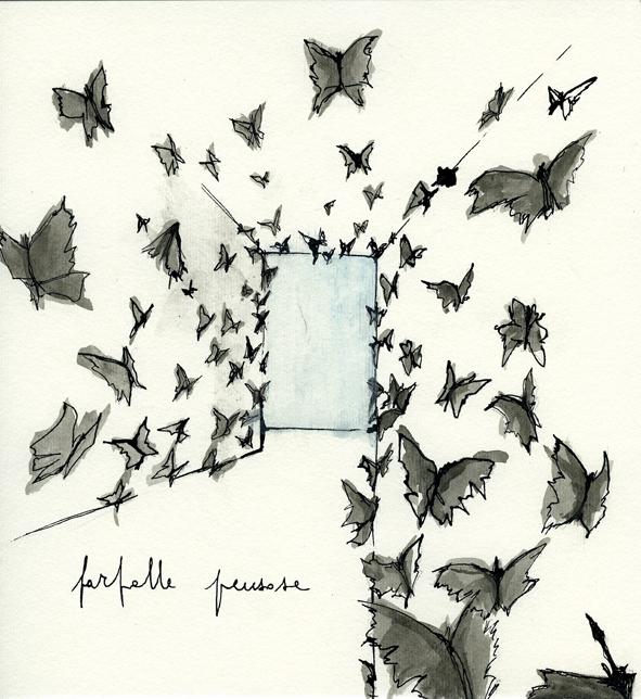farfalle pensose